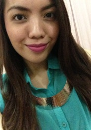 Taken with the iPhone 5 front camera with minor post-processing (cropping only)