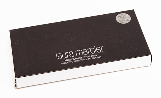 Laura Mercier Artist's Palette for Eyes 4