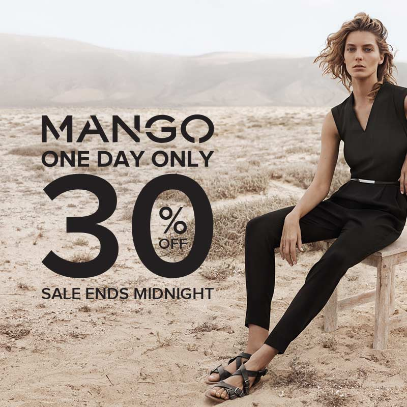 MANGO at Zalora